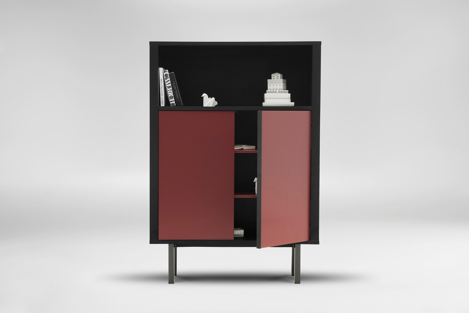 Contemporary cabinets and sideboards