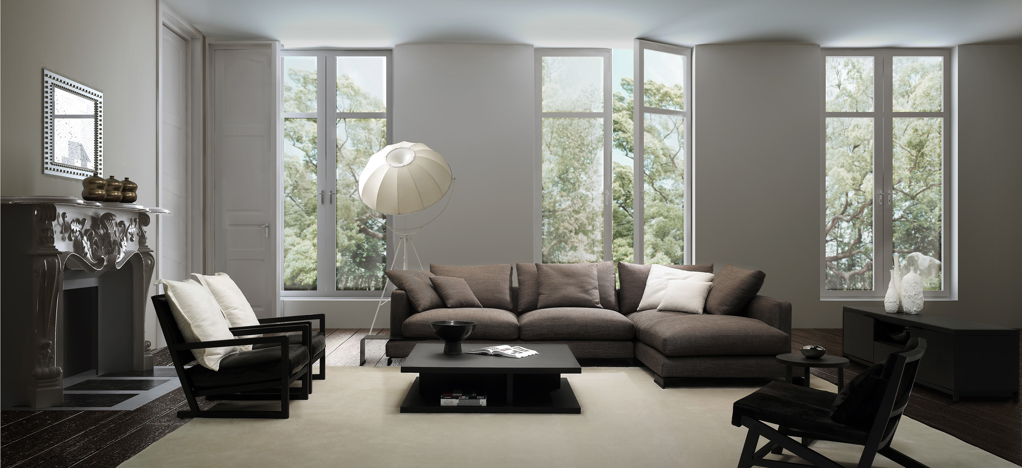 Contemporary furniture pasadena ca lytle pressley